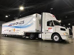 100 Mpg For Trucks Run On Less Trucks Hit Average Of 101 Mpg During 17day