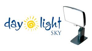 day light sky bright light therapy l walmart