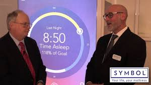 Serta Simmons Bedding Llc by Bedding Insights Simmons Launches Sleeptracker Youtube