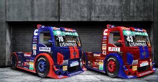 100 Formula Truck Reglamento