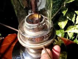 Aladdin Kerosene Lamp Model 23 by Vintage Aladdin Model No 21c Oil Lamp Chimney And Mantle See