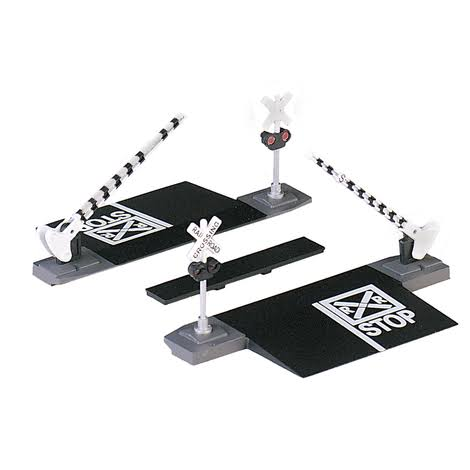 Bachmann 42208 Road Crossing Miniature