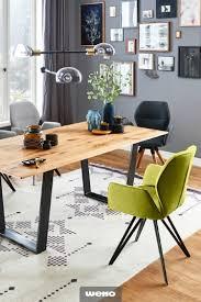 design armlehnstuhl in coolen farben haus deko einrichten