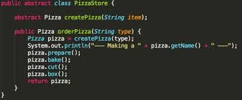 Decorator Pattern Java Pizza by Design Patterns Factory Pattern Part 1 U2013 Henri Codes Java