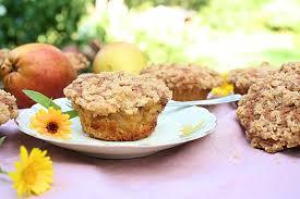 muffins mit birnenkompott friedas kitchen on my mind