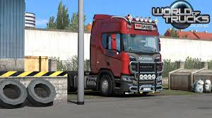 100 World Of Trucks SCS WORLD OF TRUCKS EVENTS PRESENTS FOR YOUR TRUCK 134X MOD Euro