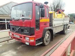 100 Fire Truck Cost 22 Years Old Ex Isle Of Man Service Volvo Liquid Tran Flickr