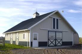 10 Prefab Barn Companies That Bring DIY To Home Building - Dwell 12x24 Lincoln 61260 Woodtex 3 Reasons Why Folks Are Falling In Love With This Beauty 200 Your Double Garage One Story Provides Ample Space The Standard Is The Traditional Minibarn Storage Remodeling 4 Ideas For A Detached 12x16 Original 66801 10x20 68110 North Carolina Horse Barn Loft Area Floor Plans Ways To Tell If You Have Sweet Woodtex Products Art Studio Success Stories High Profile Modular At Its Finest Could Use Stalls Haven 65998b