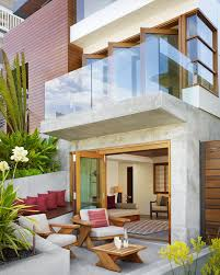 100 Small Townhouse Interior Design Ideas Modern Terrace Tropical House With Garden