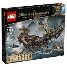 Lego Ship Sinking 2 by Lego Pirates Of The Caribbean Tm Silent Mary 71042 Walmart Canada