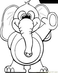 Full Image For Animal Coloring Page Mammals Zoo Animals Printable Embroidery Free Colouring Pages Farm