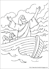 Coloring Pages Of Bible Heroes Stories Educational Fun Kids And Preschool Free