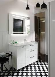 meuble de salle de bains burgbad composition essento 105 cm