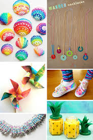 Tween Crafts For A Summer Of Fun