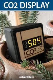 co2 display useful arduino projects microcontrollers arduino