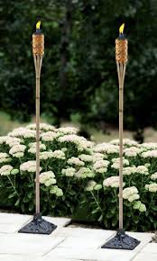 Backyard Garden With Tiki Torches - Outdoor Garden Tiki Torches ... Outdoor Backyard Torches Tiki Torch Stand Lowes Propane Luau Tabletop Party Lights Walmartcom Lighting Alternatives For Your Next Spy Ideas Martha Stewart Amazoncom Tiki 1108471 Renaissance Patio Landscape With Stands View In Gallery Inspiring Metal Wedgelog Design Decorations Decor Decorating Tropical Tiki Torches Your Garden Backyard Yard Great Wine Bottle Easy Diy Video Itructions Bottle Urban Metal Torch In Bronze