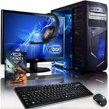 ordinateur de bureau sans os ordinateur de bureau vibox achat vente neuf d occasion