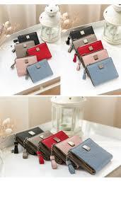 pinkbubble rakuten global market cute wallet bi fold wallet