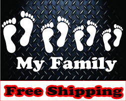 My Family (feet) * Vinyl Decal Sticker Car Window Funny Mom Kids ... Nobody Cares About Your Stick Figure Family For Jeep Wrangler Free Shipping Bitch Inside Bad Mood Graphic Funny Car Sticker For Stickers Fun Decals Cars Best Paper Printer Tags Matte Truck Personality Warning Boobies Make Me Smile Own At Home Fridge Ideas On Pinterest Bessky 3d Peep Frog Window Decal Graphics Back Off Bumper Humper Tailgate Vinyl Creative Mum Baby Board Waterproof My Guns Auto Prompt Eyes