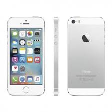 Apple iPhone 5s 32GB Silver Unlocked SmartPhone A1453 ME336J A