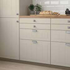 stensund drawer front beige 80x40 cm