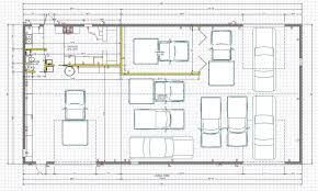 40x60 Shop House Floor Plans by It U0027s Finally Going To Happen Archive The Garage Journal Board