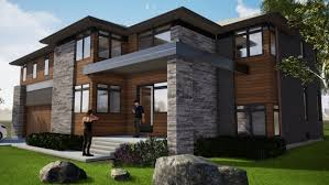 Modern Houseplans Modern House Plans House House Plans Floor Plans Modern Design