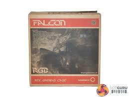 Game Max Falcon RGB Case Review   KitGuru