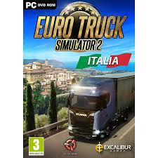 Euro Truck Simulator 2: Italia Add-On (DVD-ROM)