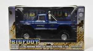 100 Bigfoot Monster Truck Toys 143 1974 Ford F250 Daltons Farm