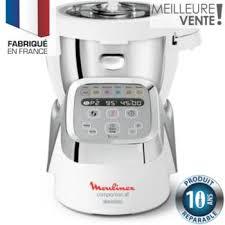 moulinex companion xl silver hf806e10 robot cuiseur boulanger