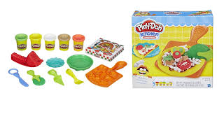 Walmart Play Doh Kitchen Creations Pizza Party only $4 88