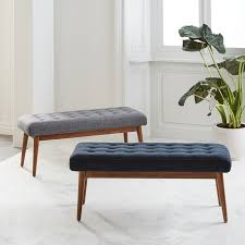 modern beds west elm