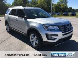 new ford explorer for sale plainfield in andy mohr ford
