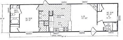 100 Small Trailer House Plans 2 Bedroom Single Wide Floor House Plan Ideas