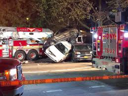 100 Fire Truck Pictures Fighter In Serious Condition After Firetruck Crash In Brooklyn