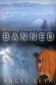 Banned A Clean Young Adult Fantasy Adventure Angel Leya