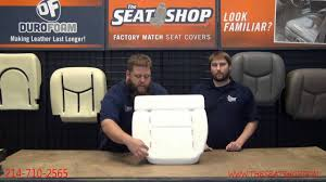 2004 - 2008 Ford F150 DuroFoam Cushion - YouTube Ford Racing M63840ms Mustang Rear Seat Installation Kit 52018 Bench Truck Foam Replacementtruck For Sale 196772 Chevy Gmc 3 Point Belts Gm Latch 2006 Dodge Ram Leather Interior Swap 1999 F150 Lightning Project Stealth Fighter Part 5 Lets See Those Seat Swaps Enthusiasts Forums F250 Replacement Leather Bucket Seats Google Search Old School 22003 Ranger 6040 Split With Opening Center Console 1989 Ford Ranger Truck Factory Replacement Seat Covers 831992 Ebay Jump Lid Replacement