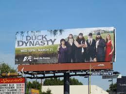 100 Duck Commander Trucks Daily Billboard TV WEEK Dynasty Series Premiere Billboard