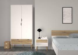 schlafzimmer oslo komplettset schlafen schlafzimmer set weiß eiche struktur günstig möbel küchen büromöbel kaufen froschkönig24