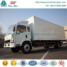 100 Used Box Trucks For Sale By Owner Sinotruk Howo 4x2 Light Truck 3ton Mini Van Truck Cargo