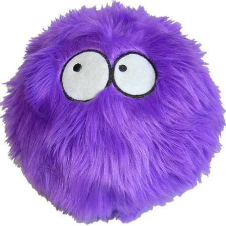 Quaker Pet Group GoDog FurBallz Plush Dog Toy - Small