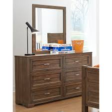 Munire Dresser With Hutch by Munire Furniture Chesapeake 6 Drawer Double Dresser With Optional