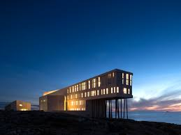 100 Todd Saunders Architect FOGO Island Inn By Ure In Newfoundland Canada