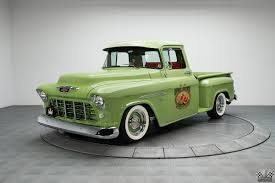 Video: RK Motors Charlotte, '55 Chevy 3100 Is All