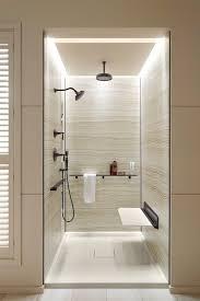 best 25 shower lighting ideas on modern bathroom with