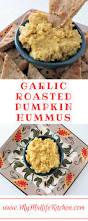 Pumpkin Hummus Recipe by Garlic Roasted Pumpkin Hummus Wildtree Wednesday My Midlife