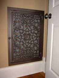 Decorative Return Air Grille Canada by Diy Return Air Grille That U0027s Actually Pretty Used Swivel