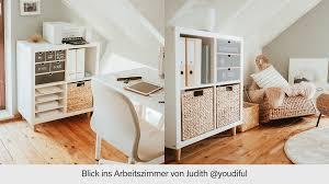praktische ikea hacks für dein home office new swedish design