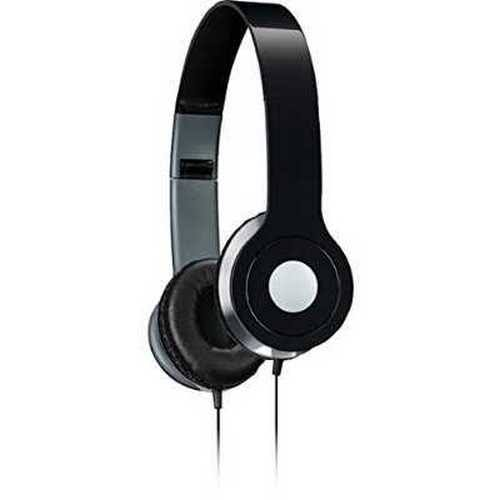 iLIVE iAH54B On-Ear Headphones - Black